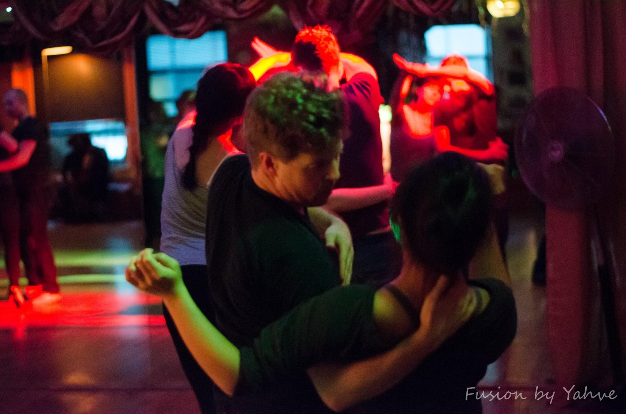 Melting Pot Dance