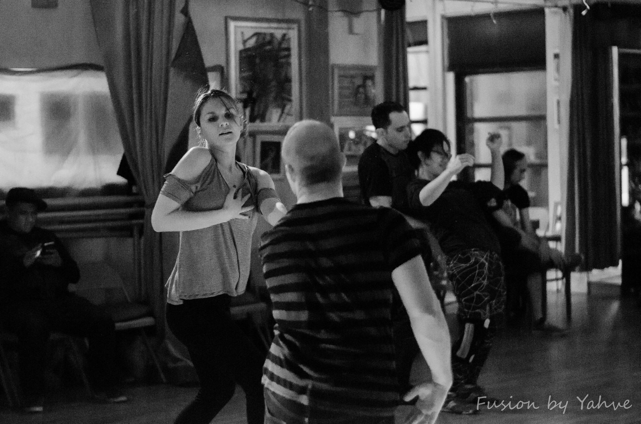Partner Dance Freedom